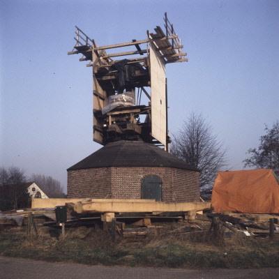Molen-in-restauratie-Koning-Arie-J.-de